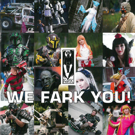 We FaRK you! (Sampler 2015)